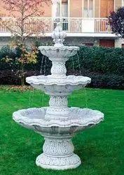 White Water Fountain
