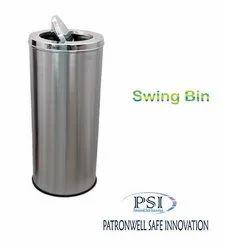 Steel Swing Bin