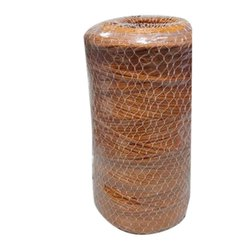 Yellow 0.6 mm Packing Plastic Sutli