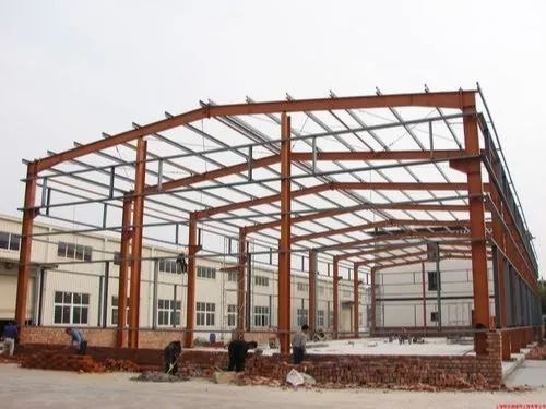 Prefabricated Industrial Structures
