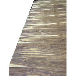 Santosh Dark Brown Rosewood Veneer, Thickness: 4 mm