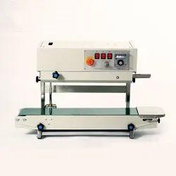 Semi-Automatic MS Body Nitrogen Flushing Band Sealer