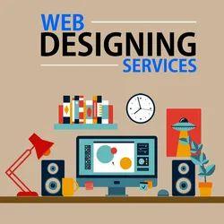 Semi Dynamic Website Designing