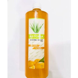 Astoria Aloe Vera And Orange Juice, Packaging Type: Bottle
