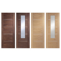 Laminated Plywood Doors