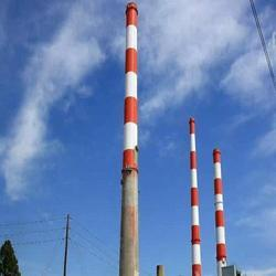 Fabricated Industrial Chimney