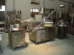 Injection Vial Powder Filling Machine