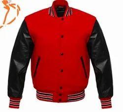 Men Flece Cotton Leathers Winter Jackets