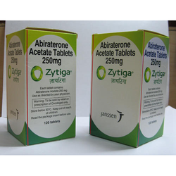 Zytiga Tablets, 250 Mg, for Personal