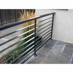 Ms Balcony Railing Mild Steel Balcony Railing Latest