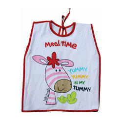 Printed Baby Apron