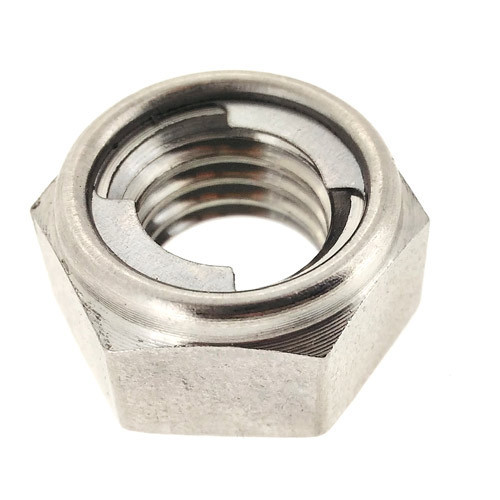 Self Locking Nut >> Metal Self Locking Nuts