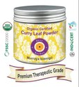 Deve Herbs Pure Curry Leaf Powder (Murraya koenigii)Organic Certified 100% Natural Therapeutic 200g
