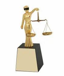 Justice Trophy