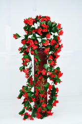 Artificial Jasmine Flowers Wall Hanging Foliage