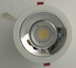 Midas 'Signature' Lens Based COB LED Downlight Round- 12W