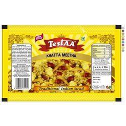 Khatta Meetha Packaging Pouch