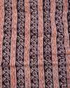 Multicolor Block Printed Cotton Fabric, For Dress, Gsm: 50-100 Gsm