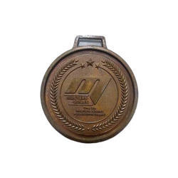Embossed  Bronze Medal