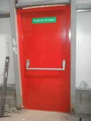 Fire Proof Door Panic Bar