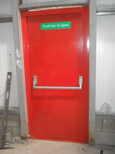 Fire Doors Stainless Steel Door Distributor Channel