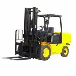 6 Ton Diesel Forklift Rental Service