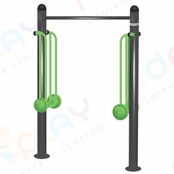 Fixed Weight Dumbbell Pole