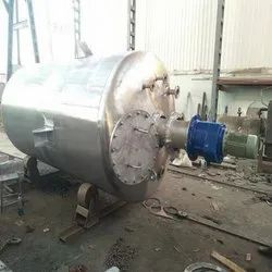 High Speed Mixing Vessel