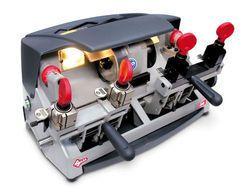 Semi-Automatic Mechanical Silca Duo Key Cutting Machine, Hss, upto 52 degree