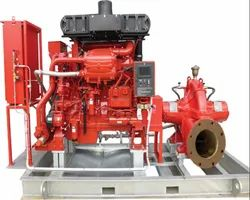 HSC Pump Diesel Engine Driven