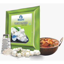 Maahi Classic Block Fresh Paneer, Packaging Size: Available in 200 G And 1 Kg., Packaging Type: Polypack