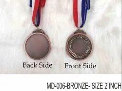 Copper Medals