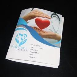 Multicolor Large PP Hospital File