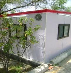 Prefabricated FRP Office Cabin
