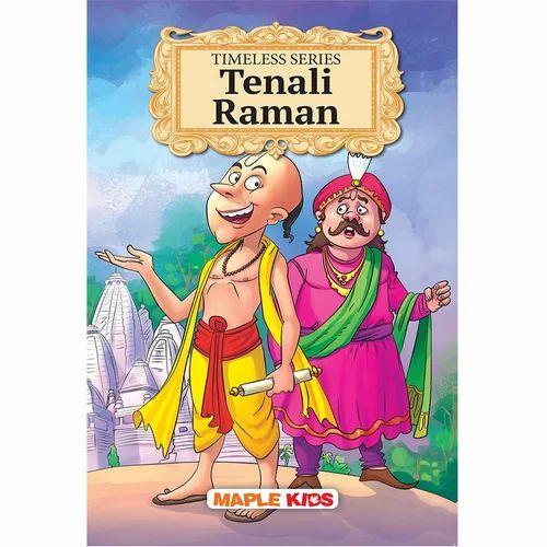 Timeless Tenali Raman Book