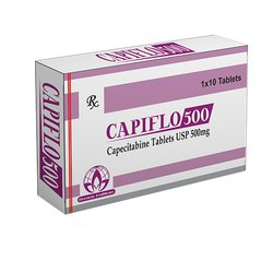 Capecitabine Tablets USP 500mg