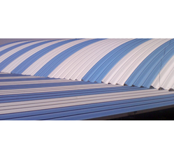 Structure Less Roofing Sheet Materials