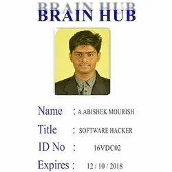 Hostel ID Card