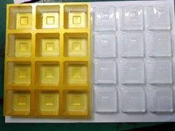 PVC 12 & 24 Cavity Chocolate Trays