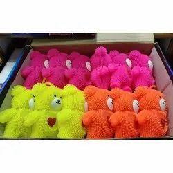 Foam Optional Kids Rubber Bear Toys