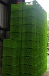 Stackable Storage Crates