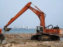 Long Stick Excavator Rental Services