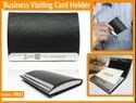 Rectangular Business Visiting Card Holder