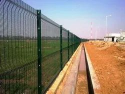 Iron Anti Climb Welded Mesh, For Defence, Size: Standard