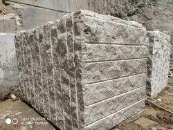 Rectangular Granite Stone Block
