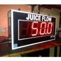 Large Temperature Display