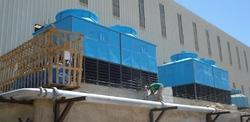 2200 W FRP Induced Draft Cooling Tower, Weight : 580 kg
