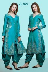 Designer Heavy Suit For Ladies