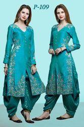 Designer Heavy Suit For Ladies