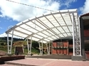 Space Creative Designer Commercial Canopy